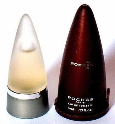 ROCHAS MAN - EAU DE TOILETTE POUR HOMME  5 ML - PRESENTATION DANS UNE BOÎTE EN PLASTIQUE