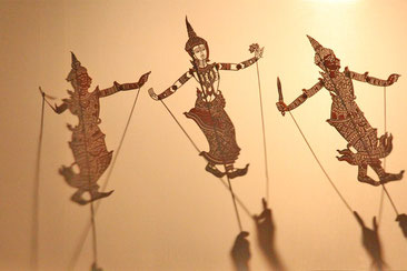 影絵ショー|カンボジア旅行|オークンツアー|現地ツアー