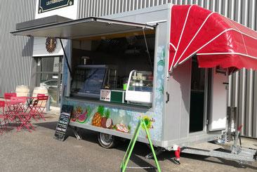 Food truck Cuisine de rue Toulouse