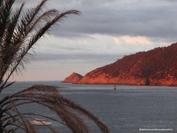 Port-Cros et la Gabinière