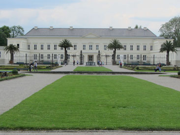 Schloss Herrenhausen in Herrenhausen Hannover