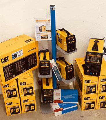 CAT Schweissgeräte