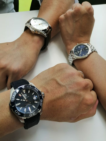 ハミルトン,ロンジン,タグホイヤー,腕時計