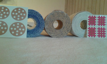 Kinesip Tapes