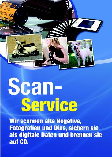 Kleinbild, Mittelformat, Filme digitalisieren. Scan-Service. Wir scannen alte Negative, Fotografien und Dias, sichern sie als digitale Daten und brenne sie auf CD