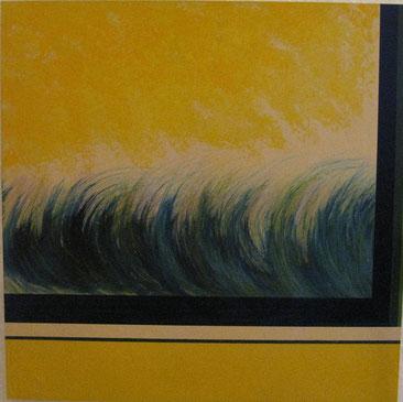Nr. 2007-HO-001: 60 x 60 cm, Acryl auf MDF