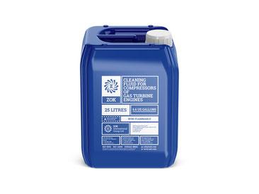 25 Litre (6.6 US Gallons) bidon ambalaj