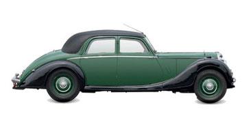 Daimler DB18 1945