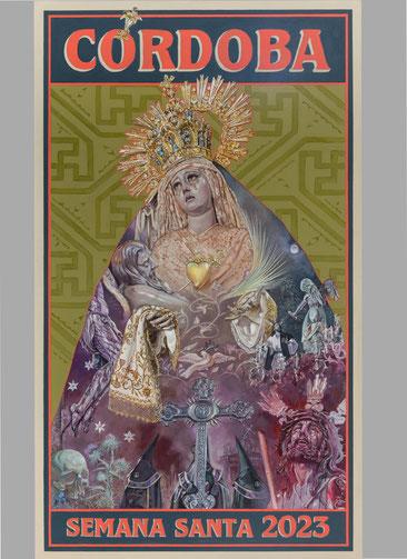 Procesiones Horarios Itinerarios Semana Santa de Córdoba