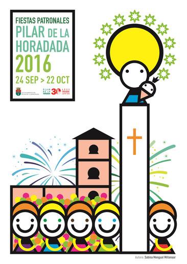 Fiestas Patronales de Pilar de la Horadada Programa