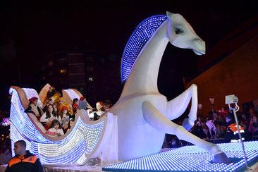 Horario y recorrido de la Cabalgata de Reyes de Alcalá de Henares