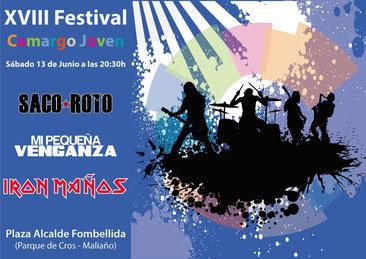 Festival Camargo Joven 2015 - Fiestas de San Juan