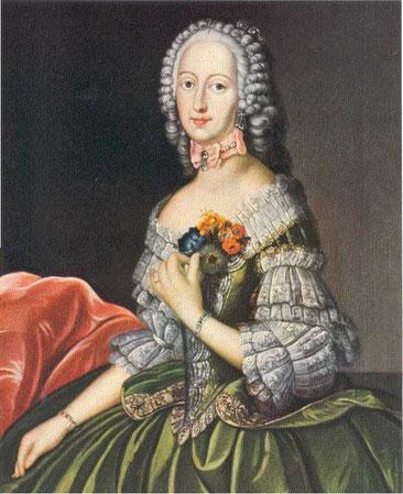 ブラウンシュヴァイク=ヴォルフェンビュッテル公爵夫人フィリッピーネ・シャルロッテ・フォン・プロイセン