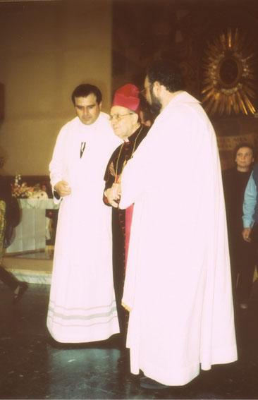 Il Vescovo Giaquinta celebra la Festa dell'Alleanza