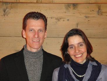 Edwin und Erika von Siebenthal