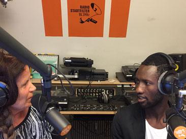 Prince Moussa Cissokho; Moussa Cissokho; Kora; Kora-Unterricht; afro-fusion; Mbalax; Sénégal; world music; afro music; Radio Stadtfilter;  Winterthur