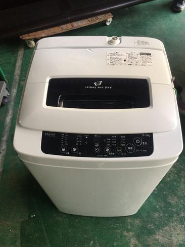 Haier全自動洗濯機