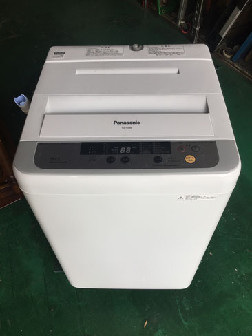 Panasonic全自動洗濯機