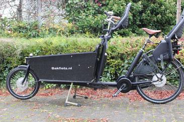 Bakfiets.nl Cargo Long met Pendix eDrive ombouwset van Fiets Ombouwcentrum Nederland