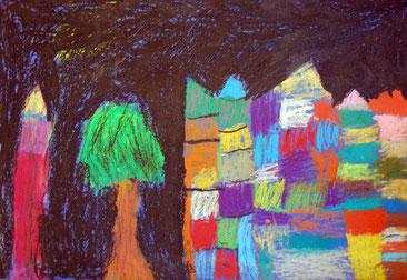 Kunstunterrich Grundschule
