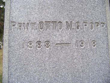 Tombe d'Otto - Otto's grave - FindaGrave.com