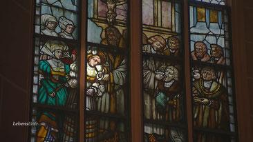 Elisabeth hat in Rochlitz die Reformation und das Abendmahl in beiderlei Gestalt eingeführt.