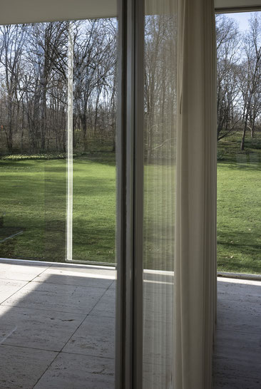 Farnsworth House 10 Chicago 2018 © Arina Dähnick