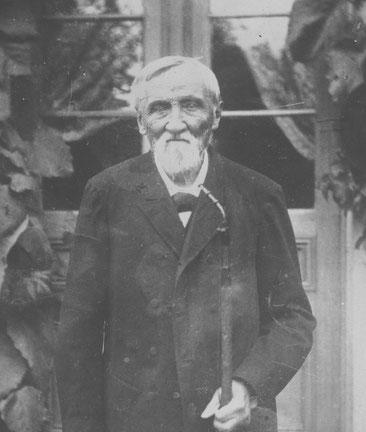 Dr. Friedrich Bode, Foto von 18..