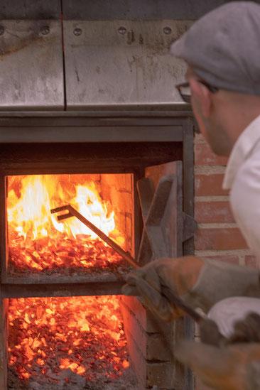 Für Verbrennungsluft muss gesorgt werden