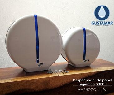 Despachador de papel higiénico jofel
