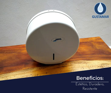 despachador higienico jofel maxi futura ae57000