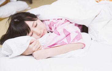 朝起きるときに腰が痛い奈良県葛城市の女性