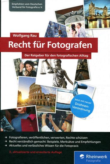 Wolfgang Rau, Recht für Fotografen