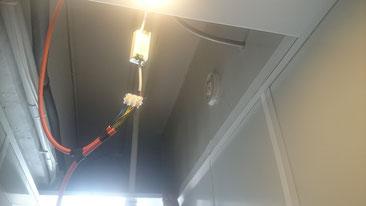 分間單位/ 劏房裝修/ 木榔分間裝修:用彩鋼板之劏房