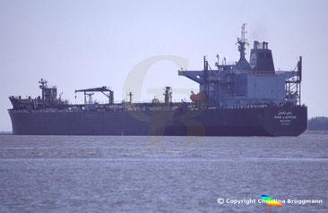 Öl-Shuttletanker RAS LAFFAN