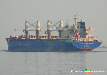 Bulk carrier TRAMMO INDEPENDENT