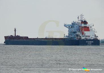 Bulk Carrier AM HAMBURG