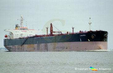 Öltanker LAURA