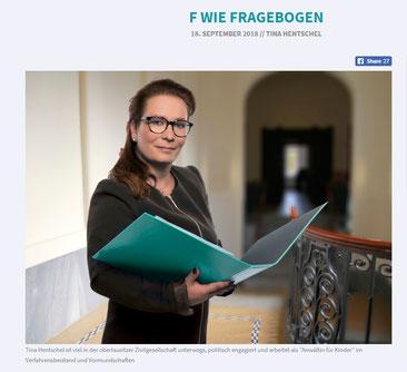 Familienrechtliche Tätigkeiten von Tina Hentschel - Überzeugen Sie sich jetzt auf Tina-Hentschel.de