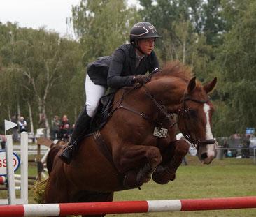 Anja Kötz-Körber aus Osterweddingen. Foto: Falk Heidel/Alpha-Report