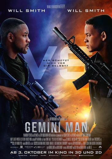 Gemini Man Hauptplakat