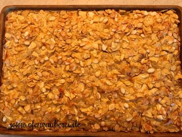 Apfelkuchen im Ofenzauberer von Pampered Chef aus dem Onlineshop
