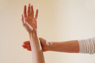 Angewandter Muskeltest