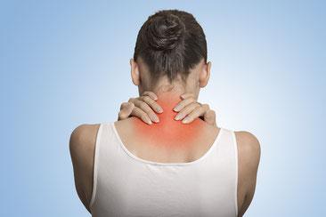 Fibromyalgie - Douleurs haut du dos