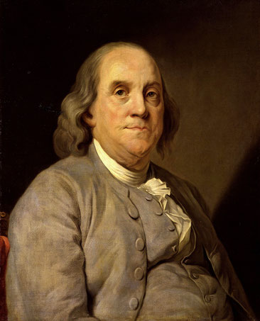 Document 12_Benjamin Franklin par Joseph Duplessis en 1785, National Gallery Washington