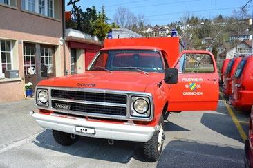Dodge W 300 FF