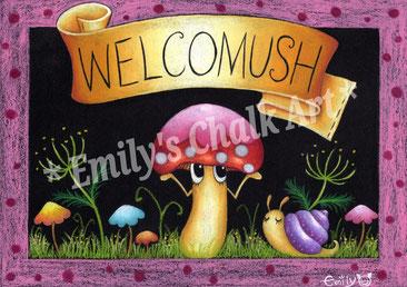 WELCOMUSH!