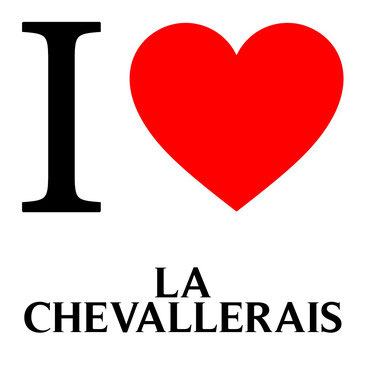 MAISONS KERNEST, à votre écoute pour construire votre maison à La Chevallerais. Un coeur rouge pour une belle commune.