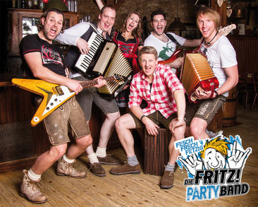 Partyband FRITZ