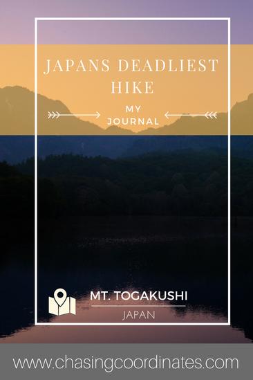 Mt togakushi